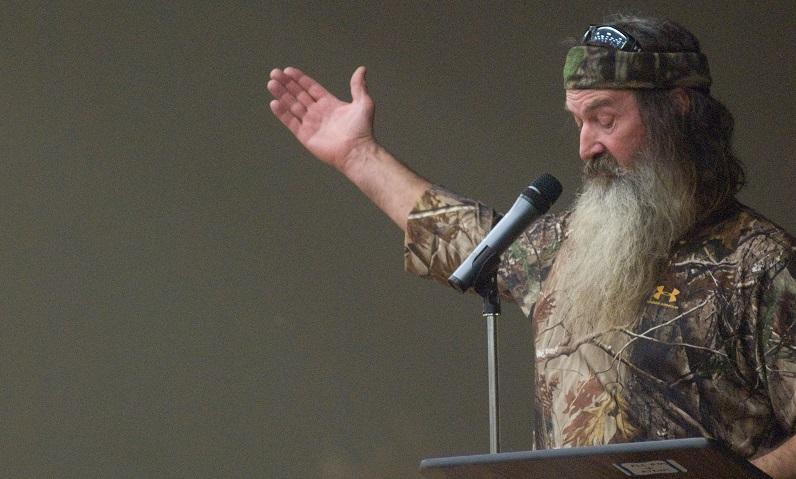 Phil Preaching