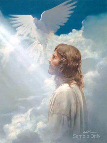 Jesus Holy Spirit 2017
