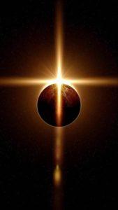 Be Still Solar Eclipe